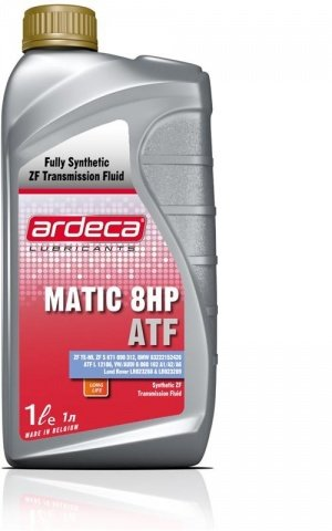 Ardeca Atf Matic 8Hp 1L